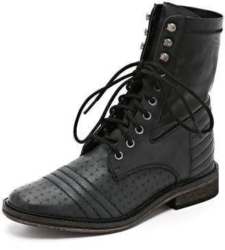 Free People Lace Up Boot