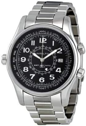 Hamilton Men's H77505133 Khaki Navy UTC Automatic Watch