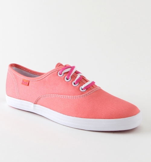Keds Champion Core Coral Sneaker