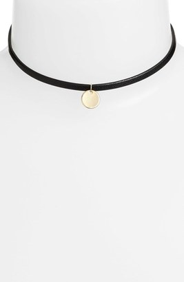 Women's Jules Smith 'Fairfax' Pendant Choker $45 thestylecure.com