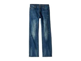 7 For All Mankind Kids Standard Stretch Denim Jeans in Superstition (Big Kids)