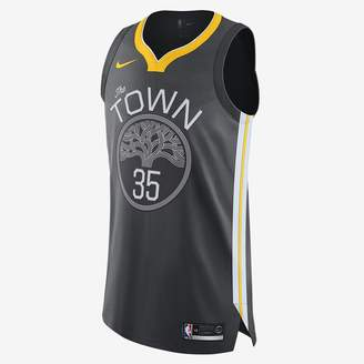 Nike Kevin Durant Statement Edition Authentic (Golden State Warriors) Mens NBA Connected Jersey