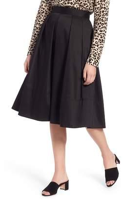1901 Pleat Full Skirt (Regular & Petite)