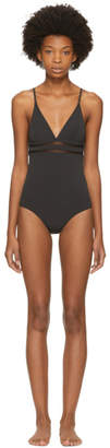 Stella McCartney Black Timeless Basics Swimsuit