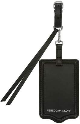 Rebecca Minkoff Leather Luggage Tag