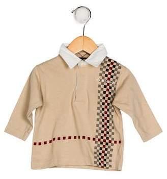 Burberry Boys' Printed Knit Shirt