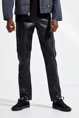 BDG Faux Leather Skinny Pant