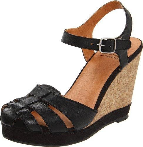BC Footwear Women's Lifeboat Wedge Sandal