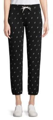 Monrow Lightning Cropped Pants