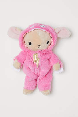 H&M Velour Soft Toy - Pink