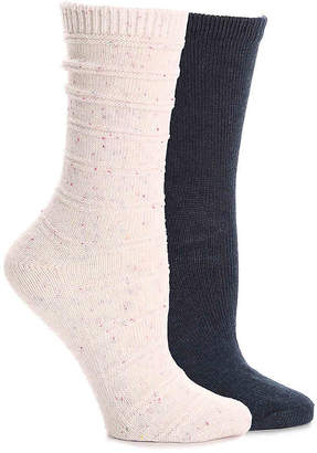 Mix No. 6 Marled Crew Socks - 2 Pack - Women's