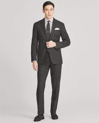 Ralph Lauren Gregory Striped Wool Suit