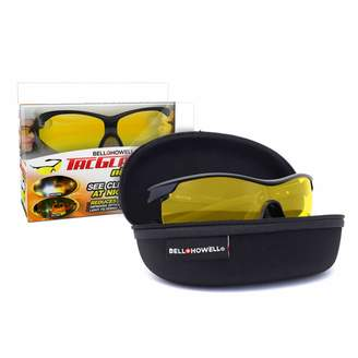 b8a6cad43f TAC GLASSES by Bell+Howell Sports Polarized Sunglasses for Men Women