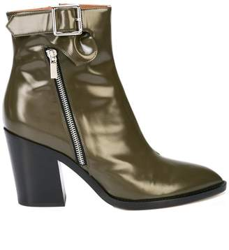 Derek Lam Easton Stack Heel Bootie