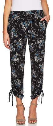 Cynthia Steffe CeCe by Ruched Dancing Bouquets Pants