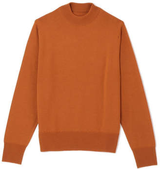 John Smedley (ジョン スメドレー) - John Smedley 24g Mock Neck Long Sleeve − Standard Fit