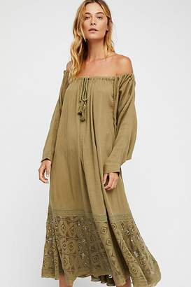 The Endless Summer Camilla Maxi Dress