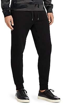 Polo Ralph Lauren Men's Embroidered Double-Knit Jogger Pants