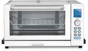 Cuisinart White Collection Convection Toaster Oven Broiler