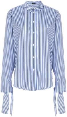 Joseph Thomas striped blouse