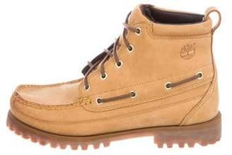 Timberland 5-Eye Chukka Boots