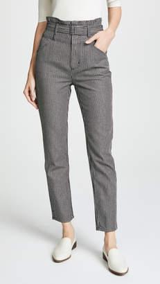 Rebecca Taylor Striped Jeans