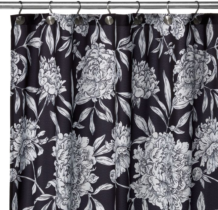Watershed® Single Solution™ 2-in-1 Peony Fabric Shower ...