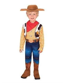 Deerfield Woody Ts4 Deluxe Costume - Toddler