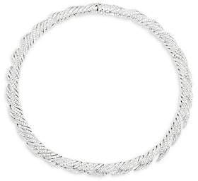 Adriana Orsini Wisp All Around Crystal Necklace