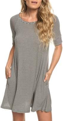 Roxy Smitten Kitten Stripe Dress
