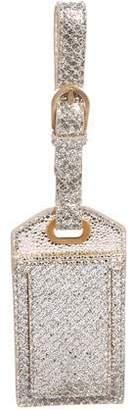 Jimmy Choo Sequin-Embellished Keychain