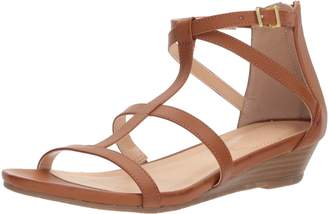 Kenneth Cole Reaction Women's Great Plane T-Strap Wedge Sandal