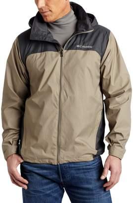 Columbia Men's Tall Glennaker Lake Rain Jacket Outerwear, Blue Jay Navy, LT