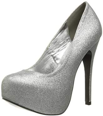 The Highest Heel Women's Kissable Pump