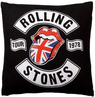 Pottery Barn Teen The Rolling Stones Pillow Cover, 18x18, Multi