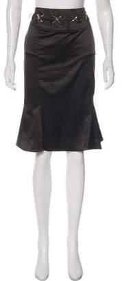 Just Cavalli Knee-Length Mermaid Skirt