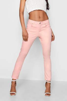 25664fb25b boohoo Pink Women's Skinny Jeans on Sale - ShopStyle