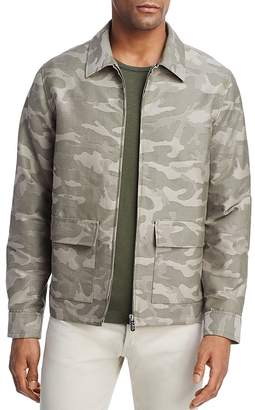 A.P.C. Crocket Camouflage Jacket