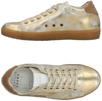 Leather Crown Low-tops & sneakers - Item 11436690