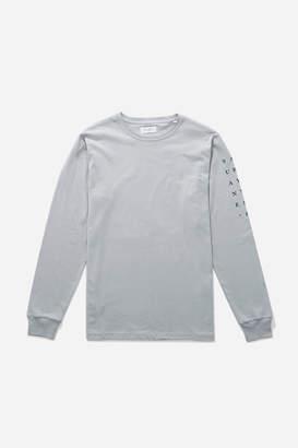 Saturdays NYC Stacked 09 Long Sleeve T-Shirt