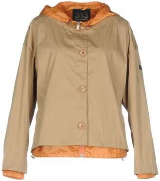 313 TRE UNO TRE Overcoats - Item 41777508DG