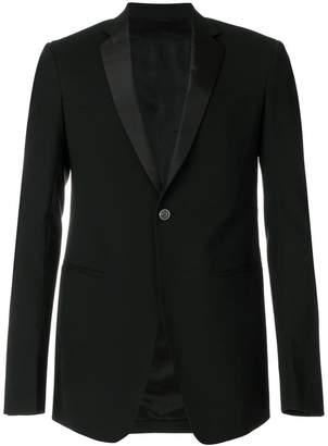 Rick Owens tuxedo blazer