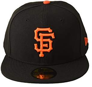 New Era 59FIFTY San Francisco Giants MLB 2017 Authentic Collection on Field Game Fitted Cap