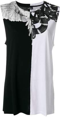 Marcelo Burlon County of Milan Snakes Wings tank top