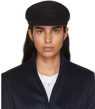 Isabel Marant Black Evie Cap