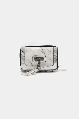 Ardene Small Marble Pocket Wallet