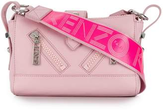 Kenzo zipped cross body bag