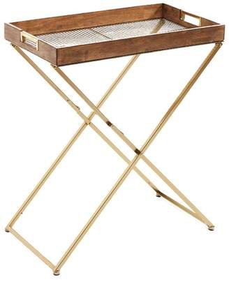 Joise Luxe Adjustable Side Tray Table