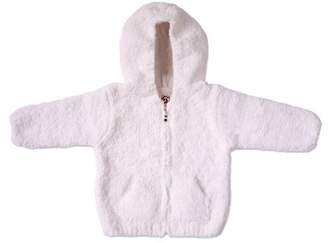 Kashwere Baby Hooded Jacket, Pink, 18-24 month Size: 18-24 Months Model: BH-51-07-84 (Newborn, Child, Infant)