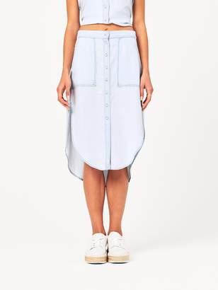 DL1961 White & Varet Midi Skirt